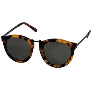 "Karen Walker ""Harvest Crazy Tort"" Sunglasses"